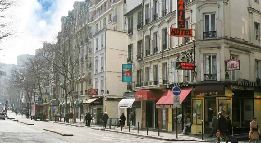 Corail Hotel Parijs