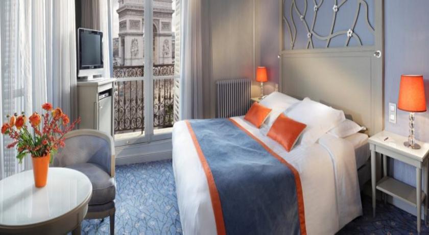 Hotel Splendid Etoile Parijs