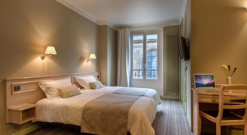 Een goedkoop hotel in Parijs: wie wil dat nou niet?