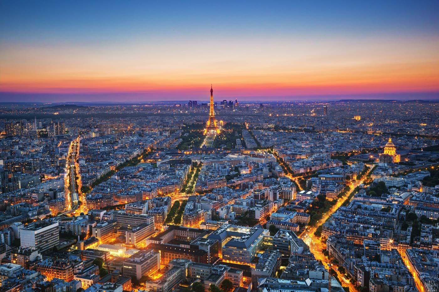 hotel in parijs